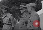 Image of Field Marshal Jan Christian Smuts Tunis Tunisia, 1944, second 26 stock footage video 65675030845