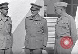 Image of Field Marshal Jan Christian Smuts Tunis Tunisia, 1944, second 36 stock footage video 65675030845