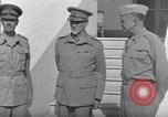 Image of Field Marshal Jan Christian Smuts Tunis Tunisia, 1944, second 37 stock footage video 65675030845
