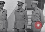 Image of Field Marshal Jan Christian Smuts Tunis Tunisia, 1944, second 39 stock footage video 65675030845