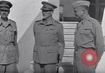 Image of Field Marshal Jan Christian Smuts Tunis Tunisia, 1944, second 40 stock footage video 65675030845