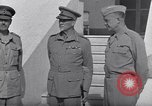 Image of Field Marshal Jan Christian Smuts Tunis Tunisia, 1944, second 41 stock footage video 65675030845