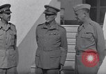 Image of Field Marshal Jan Christian Smuts Tunis Tunisia, 1944, second 44 stock footage video 65675030845
