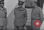 Image of Field Marshal Jan Christian Smuts Tunis Tunisia, 1944, second 45 stock footage video 65675030845
