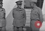 Image of Field Marshal Jan Christian Smuts Tunis Tunisia, 1944, second 47 stock footage video 65675030845
