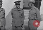 Image of Field Marshal Jan Christian Smuts Tunis Tunisia, 1944, second 49 stock footage video 65675030845