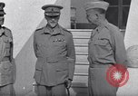 Image of Field Marshal Jan Christian Smuts Tunis Tunisia, 1944, second 50 stock footage video 65675030845