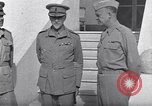 Image of Field Marshal Jan Christian Smuts Tunis Tunisia, 1944, second 51 stock footage video 65675030845