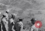 Image of General Mark W Clark North Africa, 1944, second 13 stock footage video 65675030847