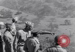 Image of General Mark W Clark North Africa, 1944, second 16 stock footage video 65675030847