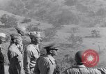 Image of General Mark W Clark North Africa, 1944, second 17 stock footage video 65675030847