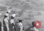 Image of General Mark W Clark North Africa, 1944, second 19 stock footage video 65675030847
