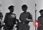 Image of General Mark W Clark North Africa, 1944, second 25 stock footage video 65675030847