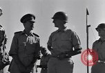 Image of General Mark W Clark North Africa, 1944, second 26 stock footage video 65675030847