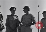 Image of General Mark W Clark North Africa, 1944, second 27 stock footage video 65675030847