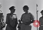 Image of General Mark W Clark North Africa, 1944, second 28 stock footage video 65675030847