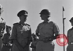 Image of General Mark W Clark North Africa, 1944, second 29 stock footage video 65675030847