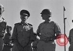Image of General Mark W Clark North Africa, 1944, second 30 stock footage video 65675030847