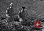 Image of General Mark W Clark North Africa, 1944, second 32 stock footage video 65675030847