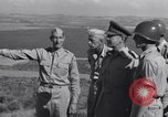 Image of General Mark W Clark North Africa, 1944, second 39 stock footage video 65675030847