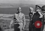 Image of General Mark W Clark North Africa, 1944, second 40 stock footage video 65675030847