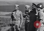 Image of General Mark W Clark North Africa, 1944, second 42 stock footage video 65675030847