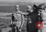 Image of General Mark W Clark North Africa, 1944, second 44 stock footage video 65675030847