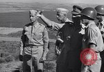 Image of General Mark W Clark North Africa, 1944, second 47 stock footage video 65675030847