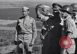 Image of General Mark W Clark North Africa, 1944, second 48 stock footage video 65675030847