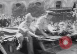 Image of General Mark W Clark Pompeii Italy, 1943, second 16 stock footage video 65675030859