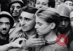 Image of General Mark W Clark Pompeii Italy, 1943, second 40 stock footage video 65675030859