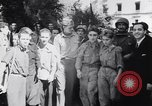 Image of General Mark W Clark Pompeii Italy, 1943, second 44 stock footage video 65675030859