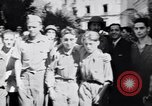 Image of General Mark W Clark Pompeii Italy, 1943, second 45 stock footage video 65675030859