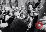 Image of General Mark W Clark Pompeii Italy, 1943, second 56 stock footage video 65675030859