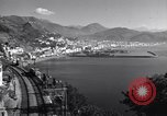Image of anti-aircraft gun Salerno Italy, 1943, second 30 stock footage video 65675030864