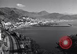 Image of anti-aircraft gun Salerno Italy, 1943, second 32 stock footage video 65675030864