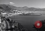 Image of anti-aircraft gun Salerno Italy, 1943, second 37 stock footage video 65675030864