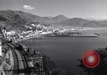Image of anti-aircraft gun Salerno Italy, 1943, second 38 stock footage video 65675030864