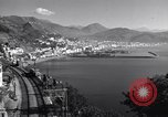 Image of anti-aircraft gun Salerno Italy, 1943, second 39 stock footage video 65675030864