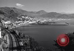 Image of anti-aircraft gun Salerno Italy, 1943, second 40 stock footage video 65675030864