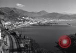 Image of anti-aircraft gun Salerno Italy, 1943, second 41 stock footage video 65675030864