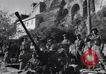 Image of anti-aircraft gun Salerno Italy, 1943, second 59 stock footage video 65675030864