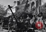 Image of anti-aircraft gun Salerno Italy, 1943, second 60 stock footage video 65675030864