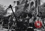 Image of anti-aircraft gun Salerno Italy, 1943, second 61 stock footage video 65675030864