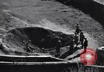 Image of post war scenes Pompeii Italy, 1943, second 46 stock footage video 65675030866