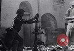Image of British battle for Naples Italy, 1943, second 12 stock footage video 65675030877