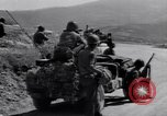 Image of British and US Army meet in Italy Agropoli Italy, 1943, second 2 stock footage video 65675030879