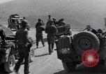 Image of British and US Army meet in Italy Agropoli Italy, 1943, second 11 stock footage video 65675030879
