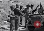 Image of British and US Army meet in Italy Agropoli Italy, 1943, second 23 stock footage video 65675030879
