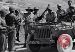 Image of British and US Army meet in Italy Agropoli Italy, 1943, second 24 stock footage video 65675030879